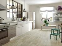 Пол на кухне: какие полы лучше всего сделать на кухне? Ответ дизайнера + 80 фото примеров.