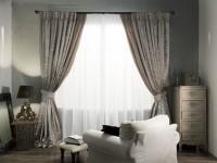 Серые шторы — 170 фото идей и новинок идеального сочетания в интерьере
