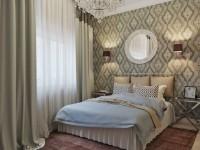 Тюль в спальню — какую выбрать? 175 фото идеального оформления.