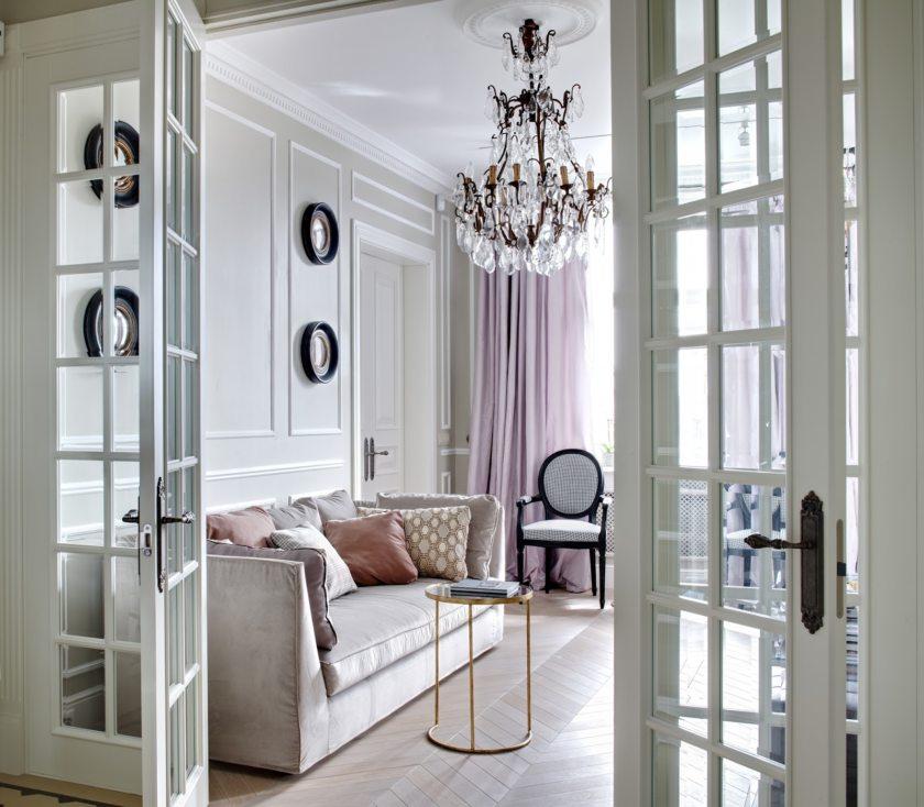 Французский стиль в интерьере - особенности оформления и фото