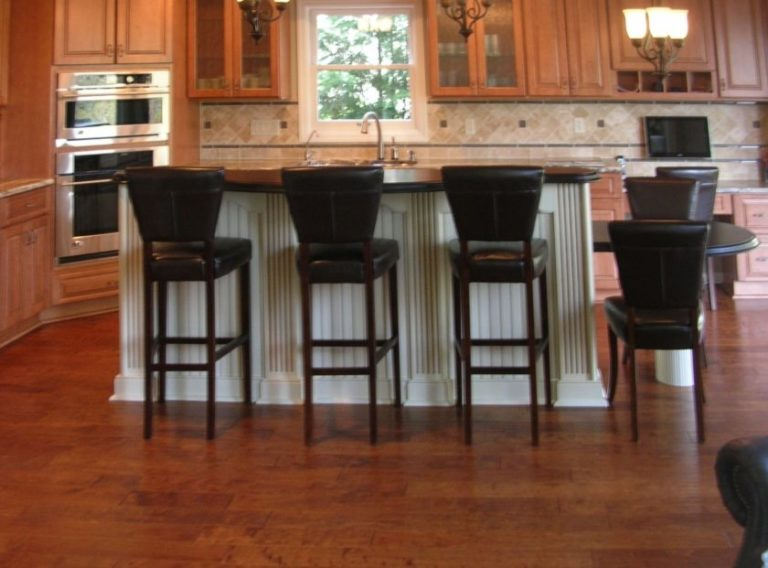 Tall kitchen table