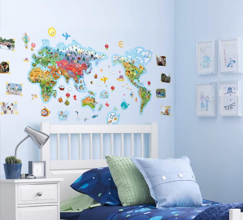 фотообои для детской комнаты 100 фото новинок модного дизайна