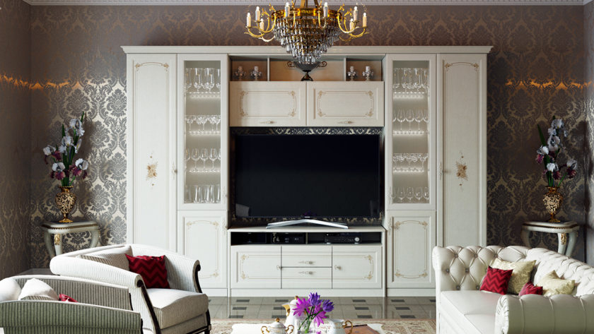 Das Hauptmerkmal Dieser Art Von Möbeln Ist, Dass Es Nicht Aus Dem  Allgemeinen Stil Des Hauses Abhebt, Sie Erarbeiten Nicht, Schneiden  Augenteile.