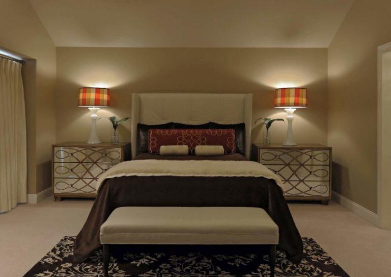 Недорогой дизайн спальни своими руками 98